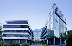 Rohde & Schwarz Headquarters in Munich, Germany