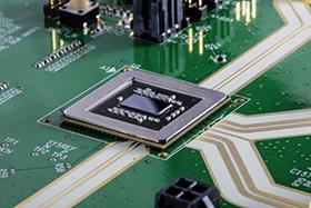 Rohde & Schwarz Analog-Digital IC PCB